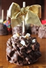 Rocky Road Caramel-Chocolate Apple