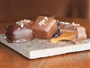 Chocolate Dipped Creamy Copper Kettle Cooked SEA SALT Caramels