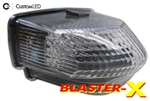 07-12 Honda CBR600RR Blaster-X Integrated LED Taillight from CustomLED