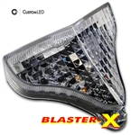 09-14 Yamaha YZF R1 Blaster-X Integrated LED Taillight from CustomLED