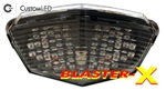 08-12 Kawasaki Ninja 250R Blaster-X Integrated LED Taillight from CustomLED