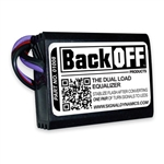 Backoff Turn Signal Load Equalizer used to slow flash rate