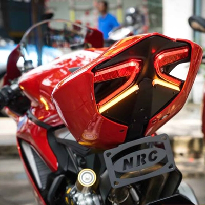new rage cycles ducati 959, 899 & 1199 panigale led fender
