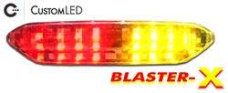 11-14 Yamaha Stryker Blaster-X Integrated LED Taillight from CustomLED