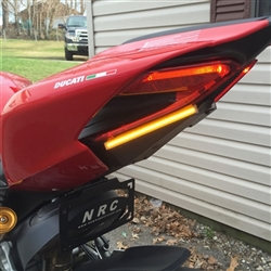 New Rage Cycles Ducati 1299 Panigale LED Fender Eliminator Kit