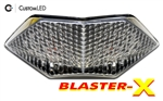 13-17 Kawasaki Ninja 300 Blaster-X Integrated LED Taillight from CustomLED