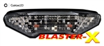 15-17 Yamaha FJ-09 Blaster-X Integrated LED Taillight from CustomLED