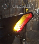 2015-2019 Yamaha YZF R1 & R6Blaster-X Integrated LED Taillight from CustomLED