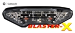 16-19 Yamaha FZ-10 Blaster-X Integrated LED Taillight from CustomLED