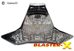 Kawasaki Ninja 400 Blaster-X Integrated LED Taillight from CustomLED