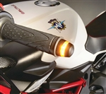 Sport Bike Bar End LED Turn Signals from Kellerman