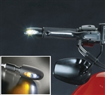Sport Bike Bar End LED Turn Signals & DRLs from Kellerman
