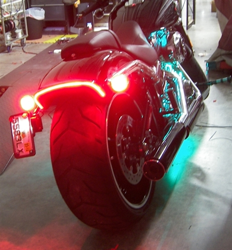 Harley Davidson Fxsb Breakout Led Fender Eliminator Kit