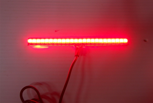Universal Motorcycle Led 3rd Brake Light Bar From