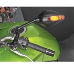 Sport Bike & Cruiser LED Turn Signal Mirrors