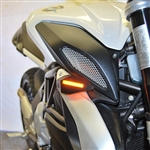 MV Agusta Brutale 675, 800, Dragster Front  LED Turn Signals