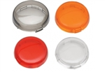 Replacement Harley Davidson Bullet Turn Signal Lenses