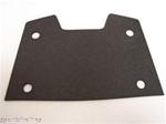 GSXR 600-750 TAG HOLE COVER PLATE