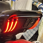 New Rage Cycles Ducati Diavel LED Fender Eliminator Kit
