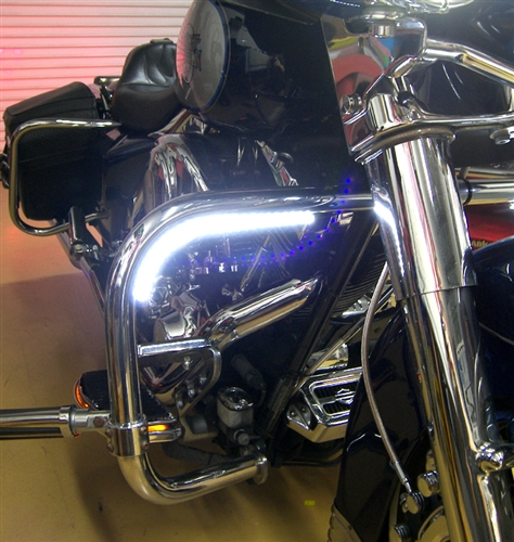 Day Strips Motorcycle Led Daytime Running Lights Drl