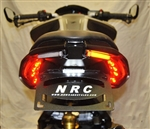 New Rage Cycles MV Agusta Dragster 800 LED Fender Eliminator Kit