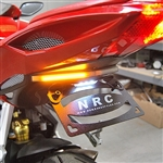 New Rage Cycles MV Agusta F3 675-800 LED Fender Eliminator Kit