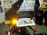 SPORTBIKE LITES BMW S1000RR RACE LED FENDER ELIMINATOR