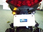 SPORTBIKE LITES KAWASAKI Z1000 10-11 RACE LED FENDER ELIMINATOR KIT