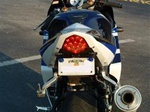 SPORTBIKE LITES SUZUKI GSXR 1000 03-04 STD LED FENDER ELIMINATOR KIT