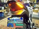 SPORTBIKE LITES HONDA CBR 250r UNDERTAIL FENDER ELIMINATOR KIT
