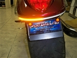 SPORTBIKE LITES Suzuki M109 LED Turn Signal Fender Eliminator Kit