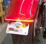 YAMAHA STRYKER LED FENDER ELIMINATOR INTEGRATED BRAKE LIGHT KIT