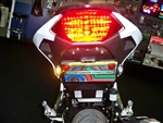 SPORTBIKE LITES Fender Eliminator Kit with LED Turn Signals for '13-'15 KAWASAKI  Ninja 300