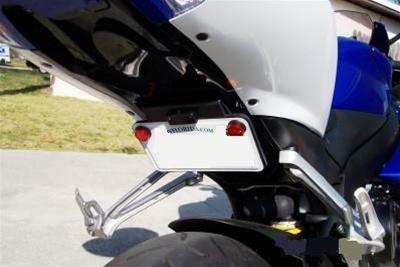 Sportbike Lites 06 07 Suzuki Gsxr 600 750 Sst Led Fender