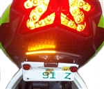 SPORTBIKE LITES KAWASAKI ZX-6R 09-16 SS LED FENDER ELIMINATOR KIT