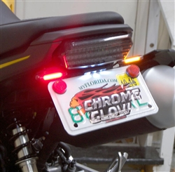 SPORTBIKE LITES HONDA GROM STD Honda Grom LED Taillight Fender Eliminator Kit