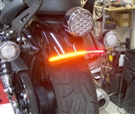 YAMAHA BOLT LED FENDER ELIMINATOR INTEGRATED BRAKE LIGHT KIT