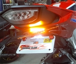 Honda CBR 1000RR LED FENDER ELIMINATOR INTEGRATED BRAKE LIGHT KIT
