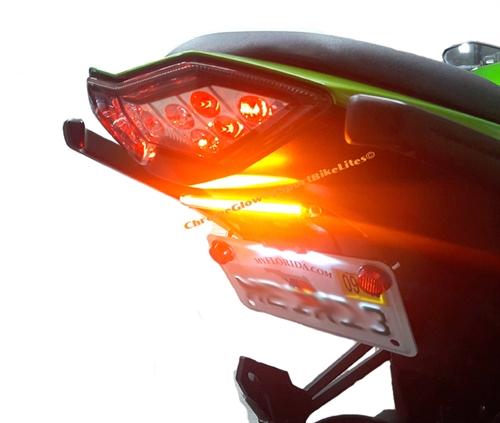11 Up Kawasaki Ninja 1000 Led Taillight Fender Eliminator Kit From