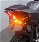 2017-up Yamaha R6 LED Tucked Fender Eliminator with LED Turn Signals