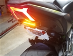 Kawasaki Ninja 650 & Z650 LED FENDER ELIMINATOR INTEGRATED BRAKE LIGHT KIT