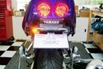 SPORTBIKE LITES Yamaha FZ1 LED Taillight Fender Eliminator Kit
