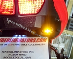 SPORTBIKE LITES TRIUMPH DAYTONA 600 04-05 STD LED FENDER ELIMINATOR KIT