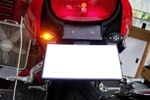 SPORTBIKE LITES TRIUMPH DAYTONA 955I 04-05 STD LED FENDER ELIMINATOR KIT