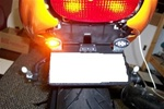SPORTBIKE LITES TRIUMPH SPEED FOUR STD LED FENDER ELIMINATOR KIT