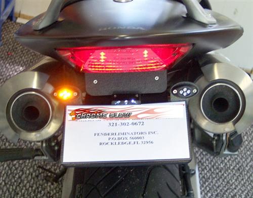 Sportbike Lites Honda Cb900 919 02 07 Standard Fender Eliminator Kit