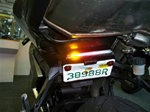 SPORTBIKE LITES KAWASAKI ZX6R 07-08 SX INTEGRATED LED FENDER ELIMINATOR KIT