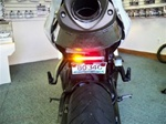 SPORTBIKE LITES HONDA CBR 600RR 07-12 SS INTEGRATED LED FENDER ELIMINATOR KIT