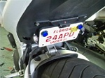 SPORTBIKE LITES BUELL XB12R '04-'10 FENDER ELIMINATOR with 4-LED Turn Signal Pods