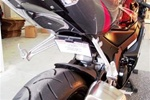 SPORTBIKE LITES SUZUKI GSXR 1000 FENDER ELIMINATOR KIT with Tag Light